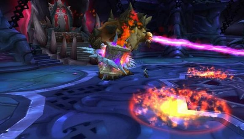Mionee checks off soloing Cataclysm raids, begins bloodying Mists