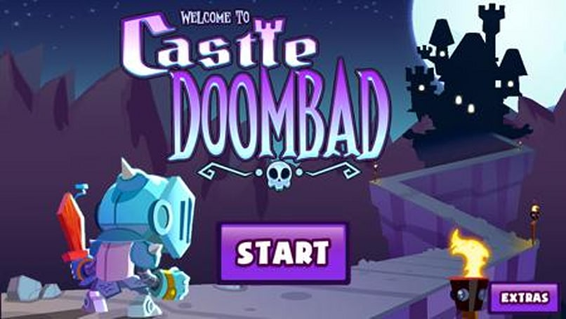 Castle Doombad is a tower defense game with an evil, vertical twist