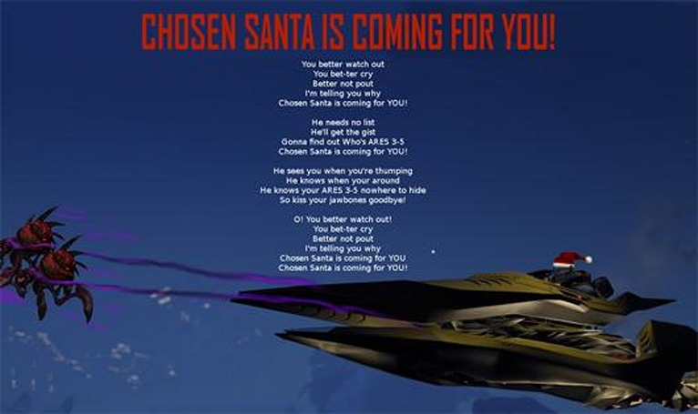 Firefall's hosting another Chosen Offensive on Dec. 7