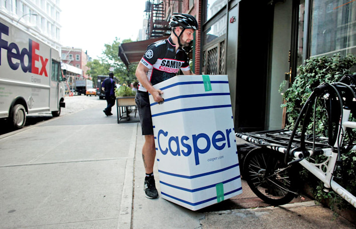 Mattress maker Casper faces lawsuit for tracking web visitors