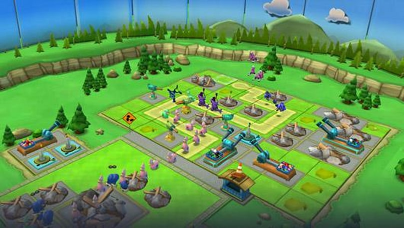 Monday Night Combat dev's Toy Rush available now on iOS