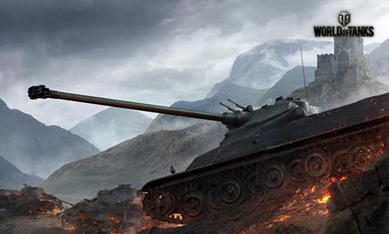 World of Tanks video shows off destructible physics, World of Warplanes update coming March 6