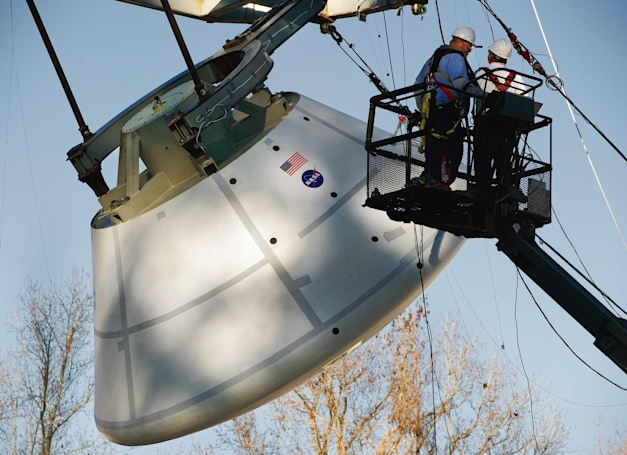 Orion spacecraft may fall behind schedule, go over budget