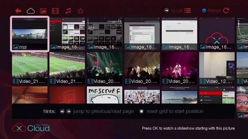Virgin TiVo boxes can now access media stored in the cloud
