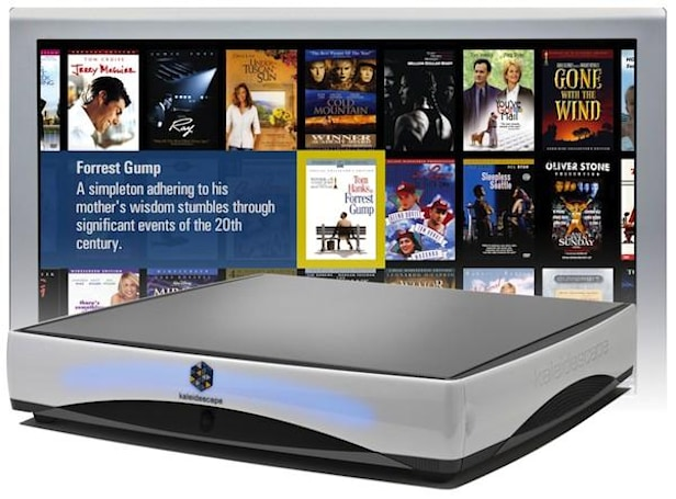 Kaleidescape releases Cinema One DVD movie server, appeals to the toddler film buff set