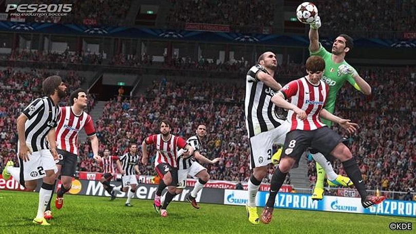 PES 2015's pre-order bonuses build your team of the year