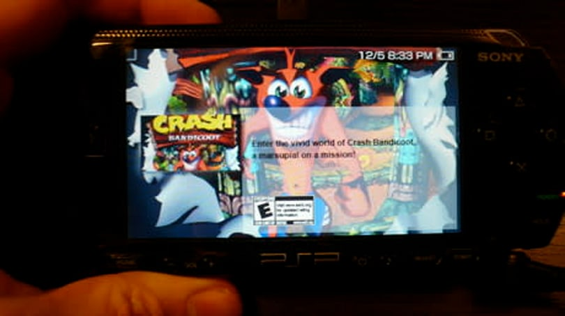Joystiq Guide: PSone downloads hit the PSP (by way of the PS3)