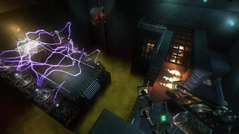 First-person puzzler Magnetic: Cage Closed is like Portal, cubed