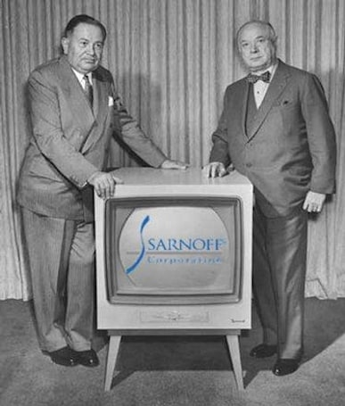 Sarnoff develops new test patterns for digital TV equipment