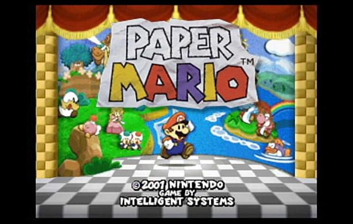 Paper Mario, Kid Icarus 3D now available as Club Nintendo rewards