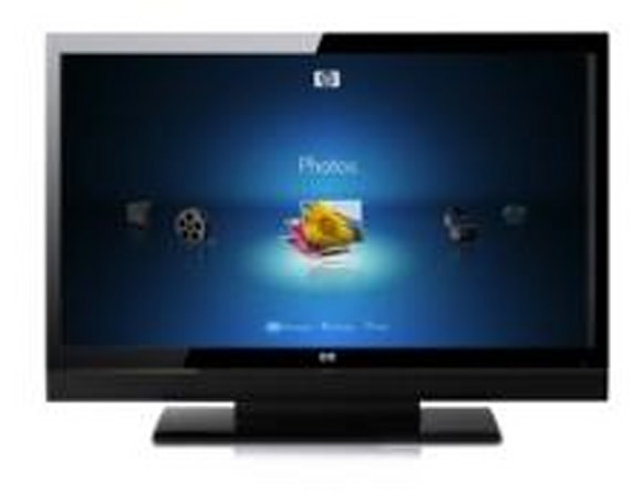 HP leaves DLP out of 2007 CES lineup