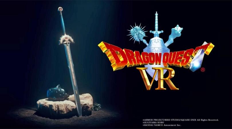 'Dragon Quest VR' brings giant virtual slimes to Japan's arcades