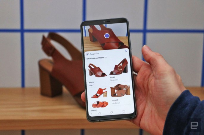 Google Lens updated with smart text selection and real-time lookup