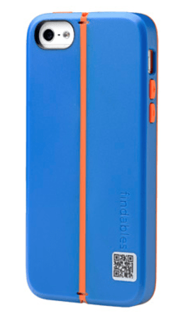 Findables: iPhone cases with an identity