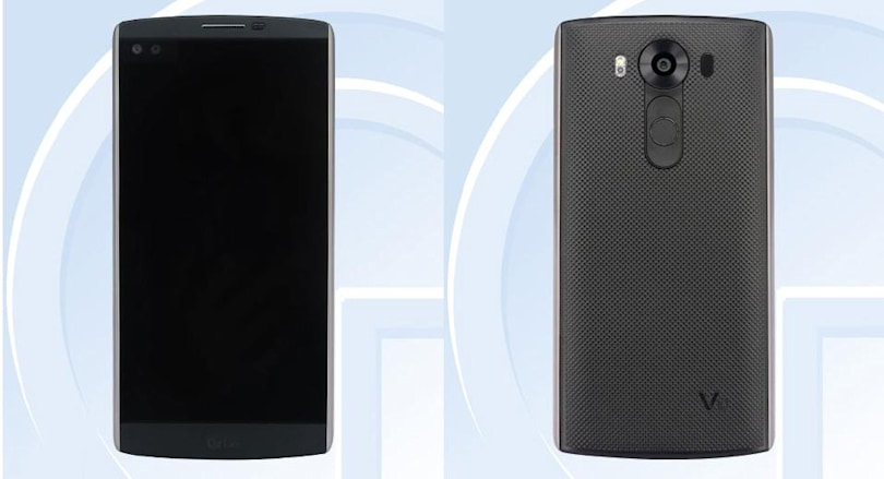 Rumor: LG releasing a phone with a secondary 'ticker' display