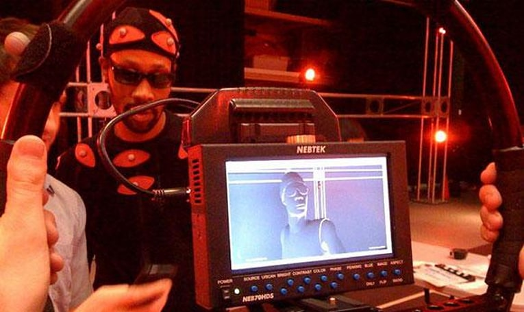 RZA wraps up mocap for Activision game