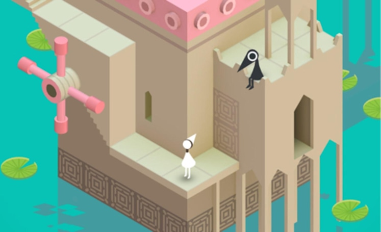 Gorgeous puzzle game 'Monument Valley' is being turned into a movie