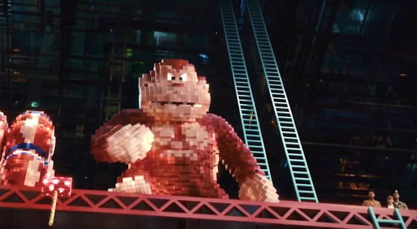 'Pixels' looks like another horrible video game movie