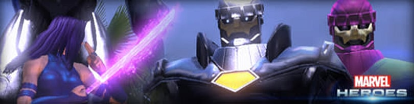 Sentinel siege going on right now in Marvel Heroes