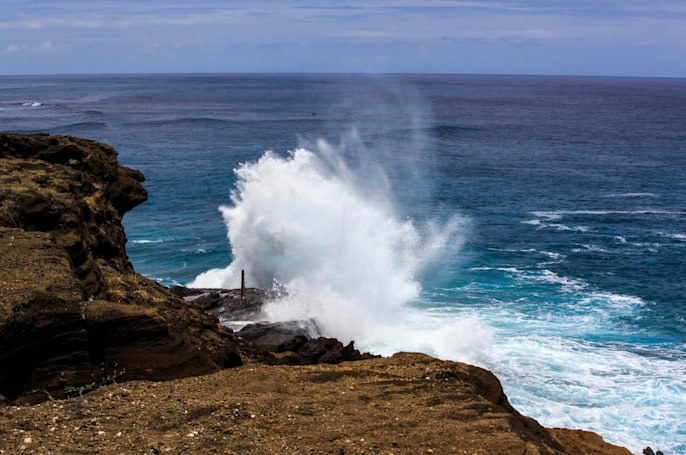 Ocean waves show Earth's CO2 imbalance is greater than expected