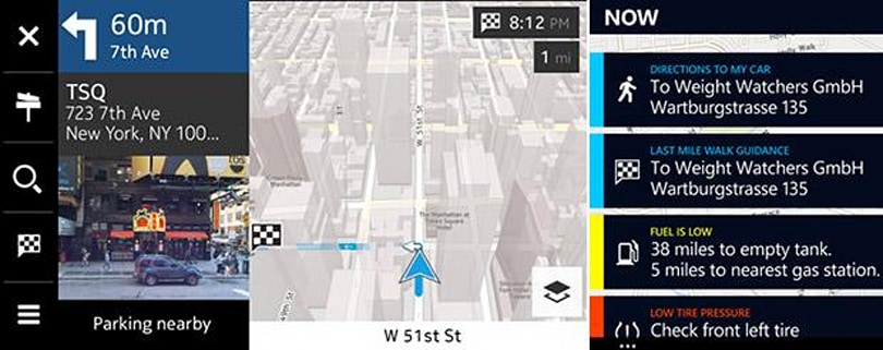 Nokia reveals Here Auto connected car navigation system