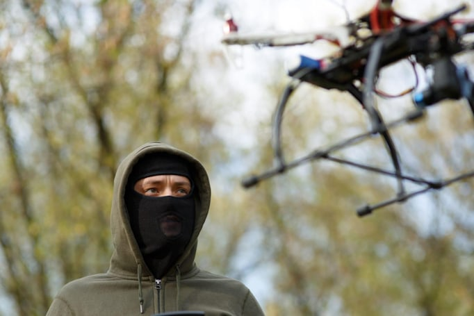 The rise of drone crime and how cops can stop it