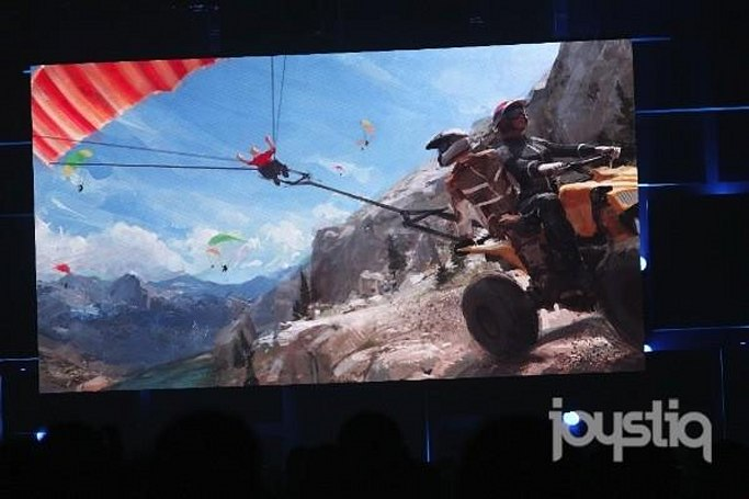 EA shows Criterion's new first-person racer with all kinds of vehicles [Update]