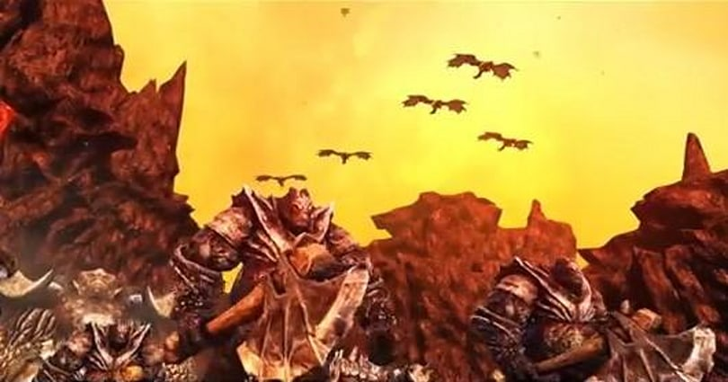 Dragon's Prophet EU trailer introduces new region of Aluntia