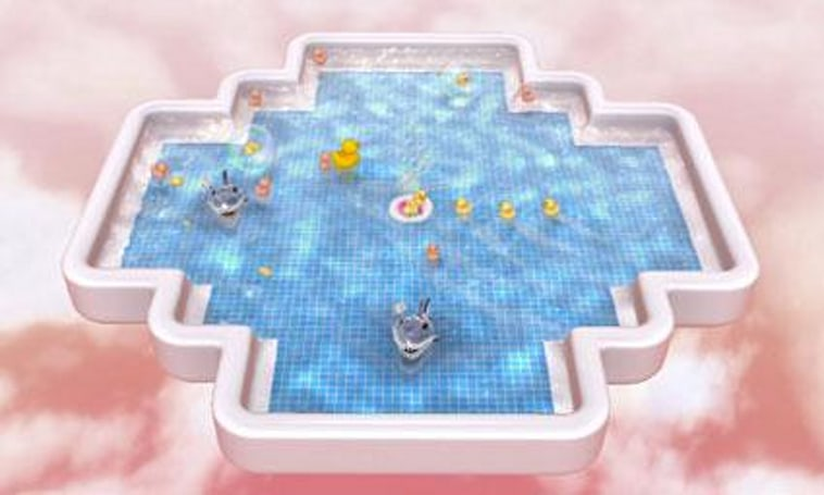 Rubber duckies and trailers collide on PSN
