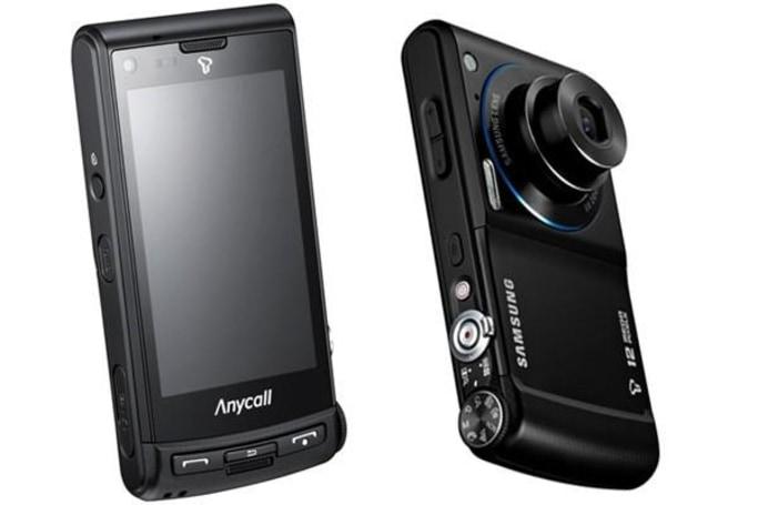 Samsung's 12 megapixel SCH-W880 made official