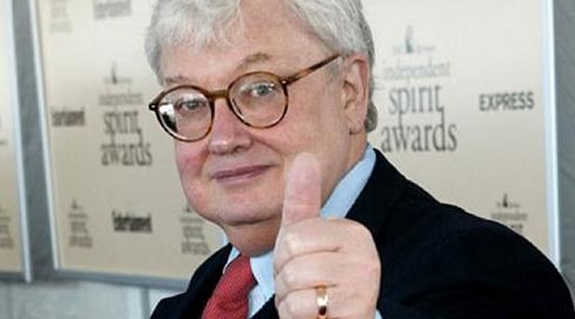 Ebert thinks games are 'getting a lot better', prefers knitting to gaming