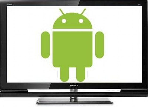Who doesn't want Android and Intel in their HDTV? Panasonic & Samsung