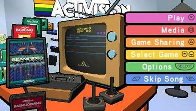 New Activision Hits Remixed screens released