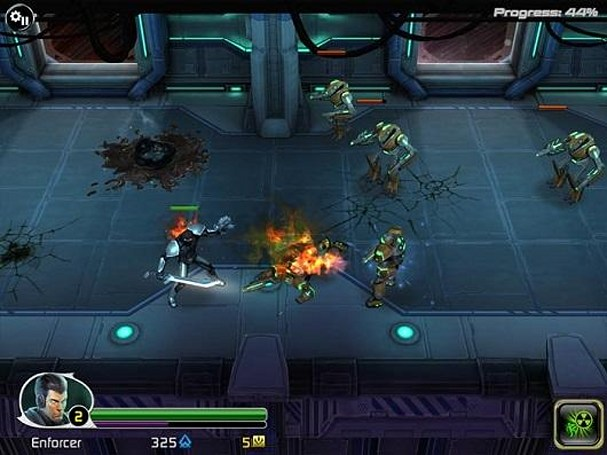 Hero Academy dev launches new action RPG, Echo Prime
