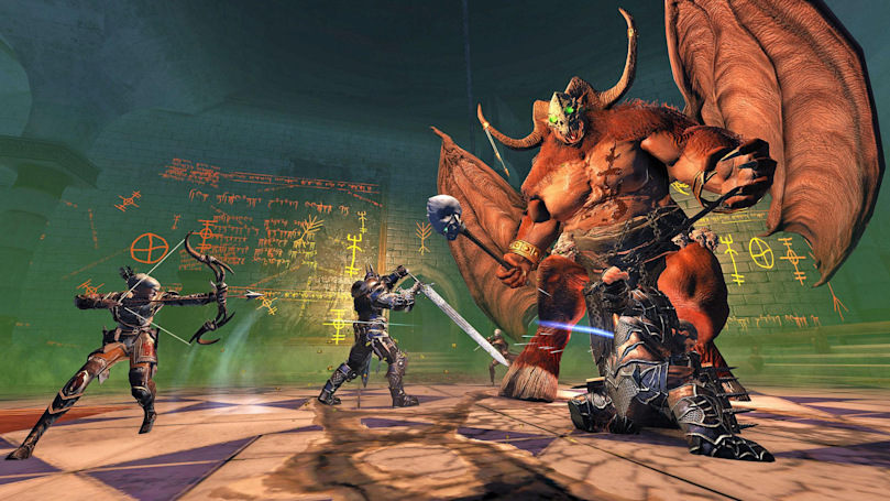 'Neverwinter' will debut on PS4 later this summer