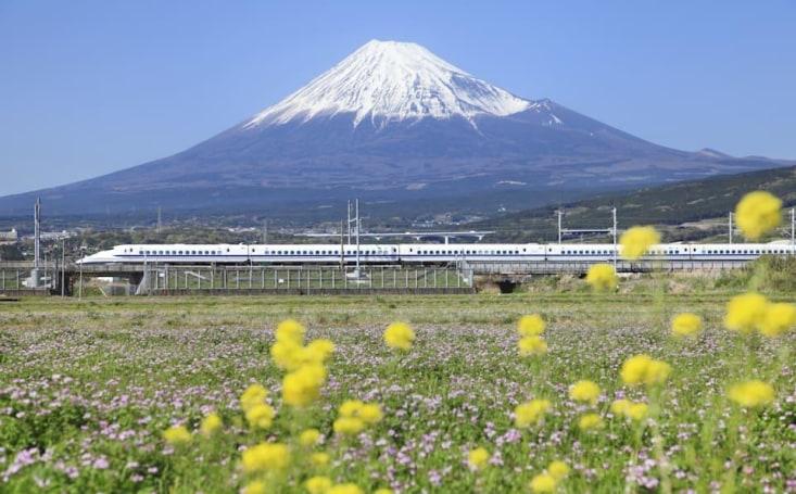 Even Mount Fuji is getting WiFi
