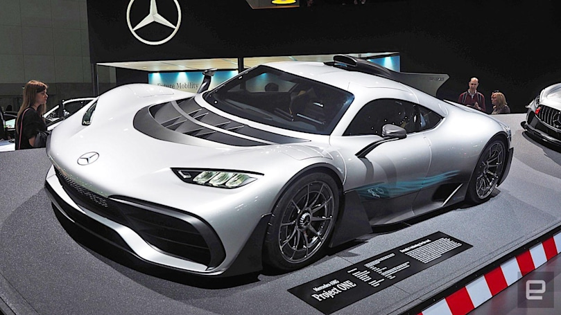After Math: Hello from the auto show