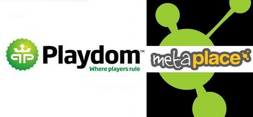 Social gaming company Playdom acquires Metaplace Inc.