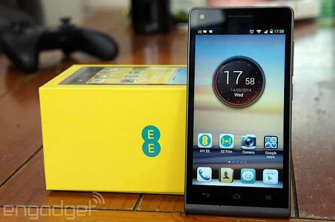 EE Kestrel review: a good low-cost 4G phone, but with a Moto on its back