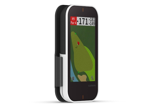 Garmin's latest golf GPS can throw you into virtual tournaments