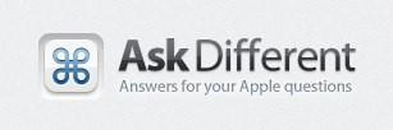 """""""Ask Different"""" welcomes your Apple questions"""