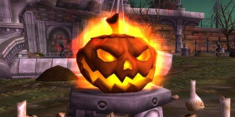Warlords of Draenor: New Hallow's End rewards in next beta build