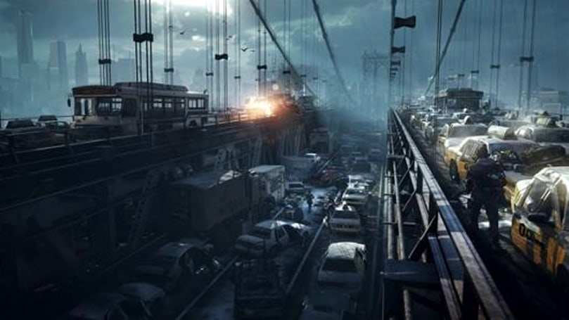 The Division's E3 teaser is all... Christmasy