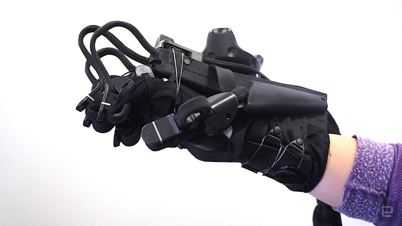 HaptX promises to make your virtual hands feel like real ones