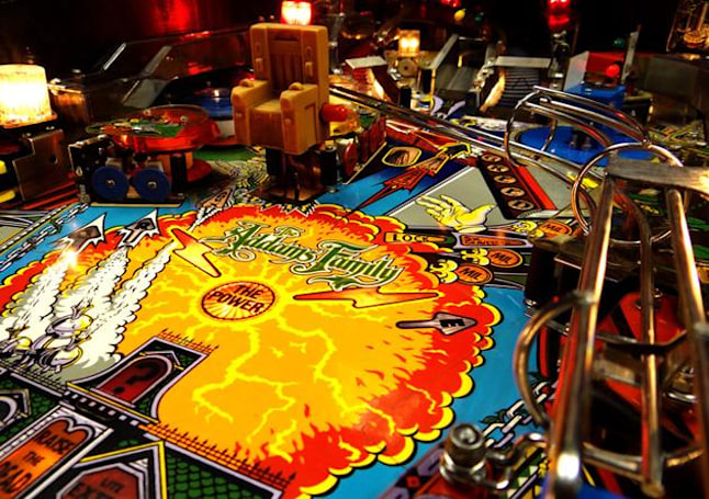 One of the greatest pinball tables ever is going digital with your help