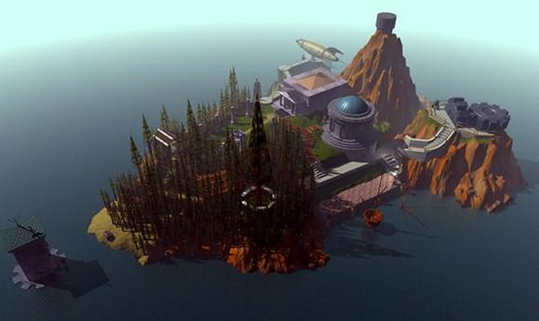 PSP version of Myst hitting PlayStation Network July 16