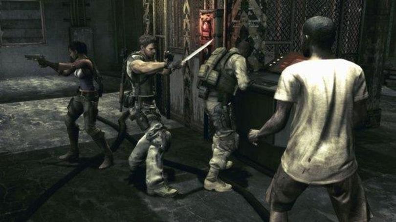 Live top ten: Resident Evil 5 debuts at number 6