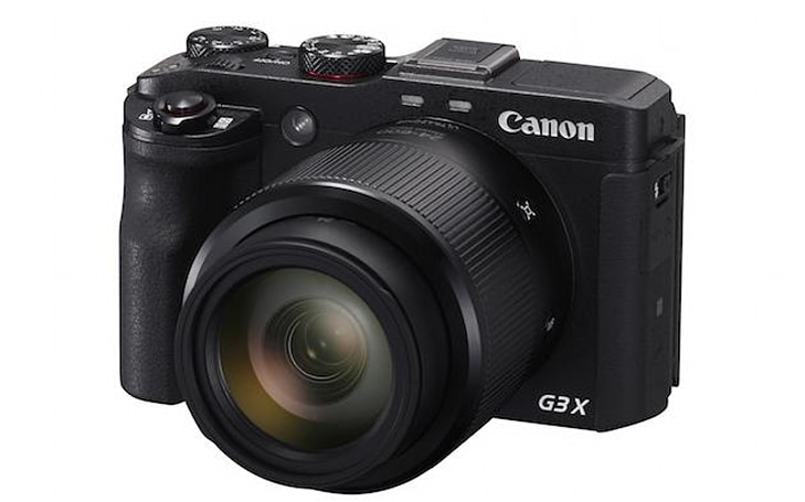 Canon teases the PowerShot G3 X, its next premium point-and-shoot