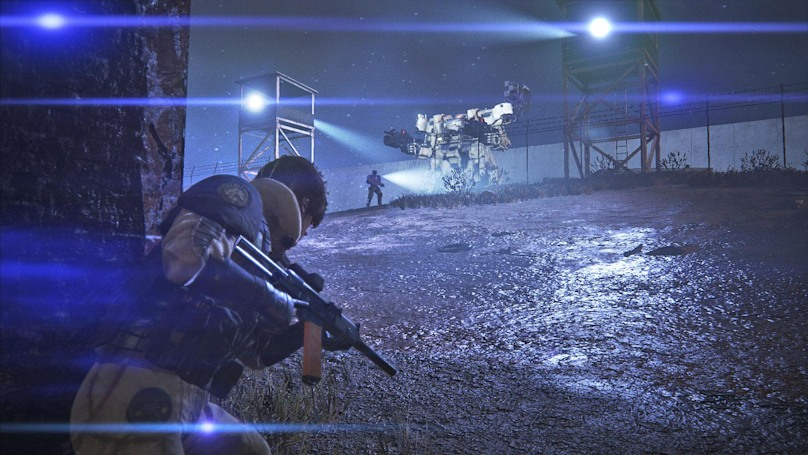 Square Enix survival-shooter 'Left Alive' delayed to 2019