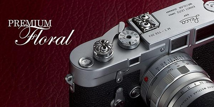 Premium Collection hot shoe covers are cufflinks for your cam, let you dazzle up that DSLR